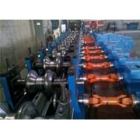 Buy cheap Automatic Highway Guardrail Roll Forming Line World Technology Used in China product