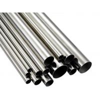 Buy cheap Bright Stainless Steel Pipe For Mechanical Structure / Building Decoration product