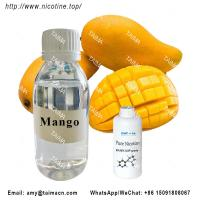 Buy cheap 1000mg/ml nicotine liquid mix Mango concentrated fruit flavor liquid used for e-liquid product