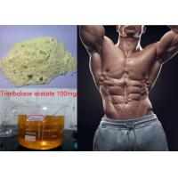 Buy cheap Cutting Cycle Injectable Trenbolone Steroid Trenbolone acetate / Finaplix CAS 10161-34-9 product