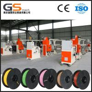 Quality 1.75-3mm 3d printer filament making machine for sale