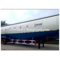 Buy cheap Customized v type dry bulk cement trailer with 3 axles 45cbm capacity with warranty product
