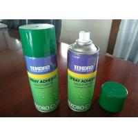 Buy cheap General Purpose Permanent Adhesive Spray / Adhesive Glue Spray For Various Contacts product