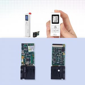 Buy cheap 1m Close Range Distance Meter Laser Ranging Sensor Diy Measure Modules Transducer product