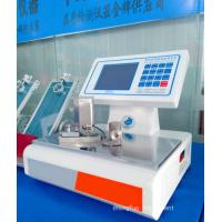 Buy cheap Full Smart Paper Stiffness TesterComputer Controlled With Real - Time Displaying product