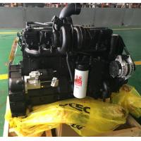 Buy cheap 325HP L Series 6 Cylinder Diesel Engine Assembly , Inline Six Cylinder Engine product