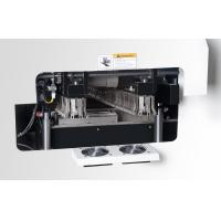 Buy cheap 1600mm 1100KG Hot Air SMT Soler Reflow Oven / 6 Zones Reflow Oven Profiler For from wholesalers
