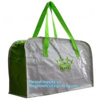 Buy cheap cheap fashion recycled eco-friendly laminated polypropylene plastic tote shopping pp woven bag,non woven bag Pp woven sh product