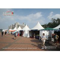 Buy cheap Portable Event Gazebo Canopy Tent / Sun Shade Tent For Beach for Outddor Party Event Promotion product