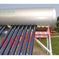 Buy cheap Heat Pipe Solar Energy Water Heater , Integrated Solar Water Heater 300 Liter product