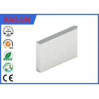 Buy cheap En 755 Silver Anodized Aluminium Flat Bar for Elevator Material 180 X 20 MM product