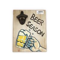 Buy cheap Personalized Wall Hanging Bottle Opener 18 X 23 X 0.9 Cm Easy To Use product