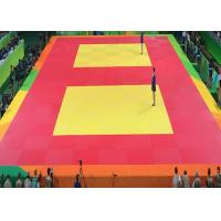 Buy cheap High Density Bjj Colourful Jujitsu Martial Arts Competition And Training Judo from wholesalers