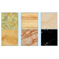 China PVC panel with UV coating /Faux marble wall panel wholesale
