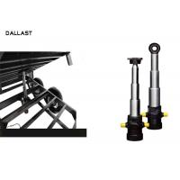 Buy cheap Durable Telescopic Hydraulic Ram , TG Series Hydraulic Lift Cylinder For Dump Trailer product