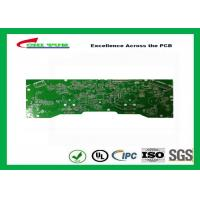Buy cheap Double side Car PCB Gold Plating with ISO9001, UL, ISO, SGS product