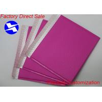 """Buy cheap Light Weight Bubble Shipping Envelopes , Red Colored Poly Mailers 6*9"""" Inches product"""
