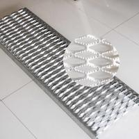 Buy cheap HRPO Steel Galvanized Steel Grating For Stair Treads High Bearing Capacity product