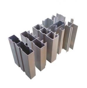 Buy cheap Electrophoresis Aluminum Door Extrusions product