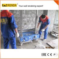Buy cheap Stainless steel 304 Toothed Pipes Concrete Plastering Machine product