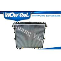 Buy cheap Anti Corrosion Toyota Innova Radiator VIGo 04 AT 16400-0P060 / 16400-0P040 product