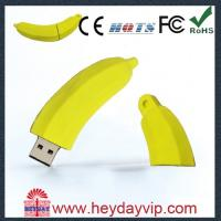 China Banana usb memory stick 4GB as gift on sale