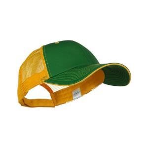 Buy cheap Customized Unisex 5 Panel Trucker Cap With Metal Buckle product