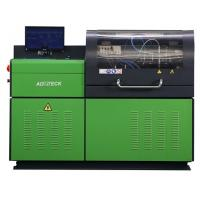 Buy cheap 18.5KW 25HP High pressure Common Rail Pump Test Bench with Fuel tank capacity 80L 2000 bar product