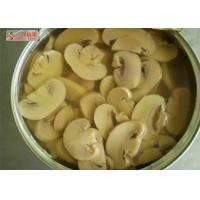 Delicious Canned Marinated Mushrooms Champignon Vegetable Brined Food