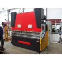 Buy cheap WC67Y 125T Custom-designed Hydraulic CNC Press Brake Machine With Cnc Control System product