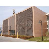 Buy cheap WPC hollow Column and post for Fence and Edging WPC soon and ecnomic wall decoration product