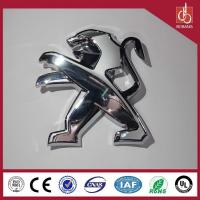 Buy cheap Vacuum moulding professional manufacture light wholesale acrylic car logo with led light product