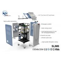 China 4 Soft Silica Handles Cryolipolysis Slimming Machine With User Manual And Teaching Video wholesale