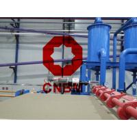 High Efficiency Fiber Cement Board Production Line Flow On Process Eco Friendly