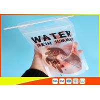 Buy cheap Leakage Proof Stand Up Ziplock Bags Custom Printed Zipper Pouch Liquid Packaging product