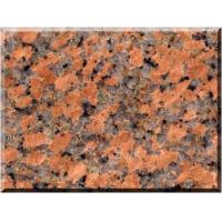 Buy cheap Granite G562 Maple Red,Red Color,Quite Price Advantage,Made into Granite Tile,Slab,Countertop product