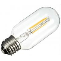 Buy cheap T45 LED bulb light with filament chip vintage shape product