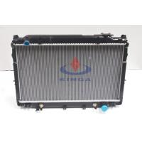 Buy cheap Aluminum Car cooling system toyota radiator 425 * 708 * 32 / 36 / 48 mm product