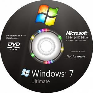 Buy cheap Full Version Windows 7 Ultimate OEM Key 64 Bit Operating System DVD / CD product
