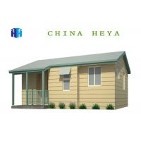 Buy cheap Light Steel Frame Modern Prefabricated Houses Alterable Layout Anti Wind product