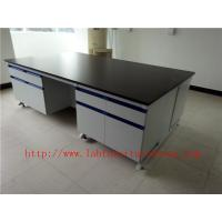 Buy cheap Science Lab Bench Furniture for QC  / Centers for Disease Control and Prevention / Pharmaceutical Factory Laboratory product