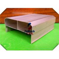 Industry Ceiling Anodized Aluminum Profiles Customized Design High Standard