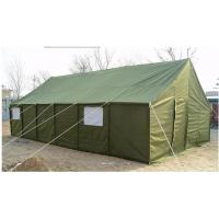 Buy cheap Waterproof UV Resistant Outdoor Canvas Tent With Reinforced Nylon Thread product