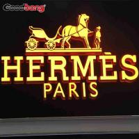 Buy cheap Robust Custom Partible High Quality Painting Acrylic Optional LED Light letter Signs; product