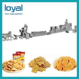 Buy cheap Bugles chip corn snack 3d 2d triangle pellet snack wheat flour process machines manufacturer product