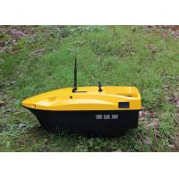 Buy cheap DEVC-113 remote control fishing bait boat yellow autopilot rc model fishing from wholesalers