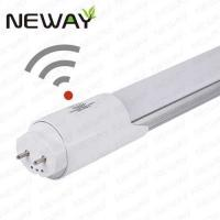 Buy cheap 120CM 18W T8 LED Tube With Microwave Sensor Motion Detection product