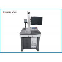 Buy cheap Wood Bamboo Glass Ceramic 30 W Co2 Laser Marking Machine With Galvo Scanning System product