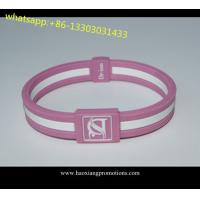 Buy cheap Factory supply Cheap silicoen bangles. Silicone Wristband give away product