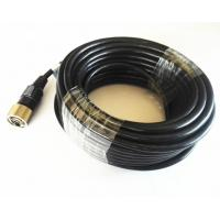 Buy cheap 5M 10M 20M 30M Backup Camera Cable , 6pin Mini Din Extension Cable product
